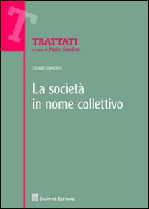Libro La società in nome collettivo Cesare Conforti