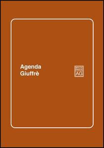 Agenda personale 2017. Ediz. arancione