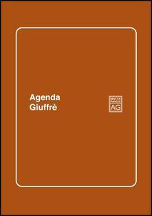 Secchiarapita.it Agenda personale 2017. Ediz. arancione Image