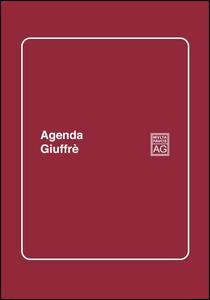 Agenda personale 2017. Ediz. rossa