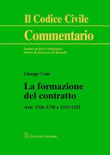 La formazione del contratto. Artt. 1326-1330 e 1333-1335.pdf