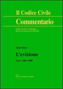 Foto Cover di L' evizione. Artt. 1483-1489, Libro di Ennio Russo, edito da Giuffrè