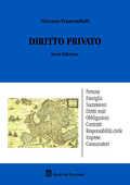 Libro Diritto privato Vincenzo Franceschelli