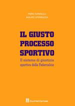 Il giusto processo sportivo. Il sistema di giustizia sportiva della Federcalcio