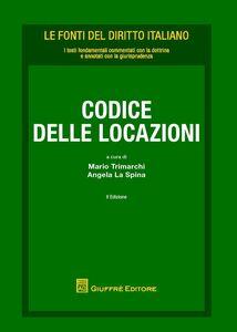 Libro Codice delle locazioni