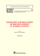 Legislation and regulation of risk management in aviation activity. Vol. 2