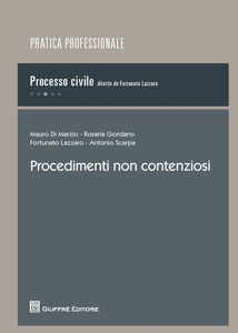 Libro Procedimenti non contenziosi