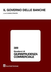 Libro Il governo delle banche. Atti del Convegno (Salerno, 27 giugno 2014)