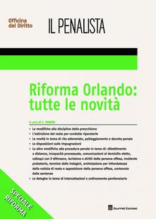 Letterarioprimopiano.it Riforma Orlando: tutte le novità Image