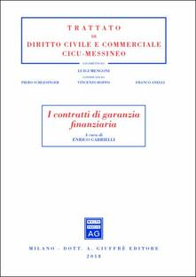 Librisulladiversita.it I contratti di garanzia finanziaria Image