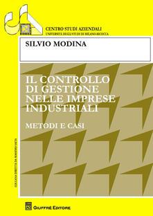 Squillogame.it Il controllo di gestione nelle imprese industriali. Metodi e casi Image