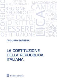Daddyswing.es La Costituzione della Repubblica italiana Image