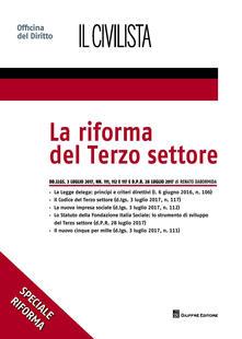 La riforma del terzo settore. Dd.llgs. 3 luglio 2017, nn. 111, 112 e 117 e d.p.r. 28 luglio 2017.pdf