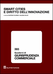 Libro Smart cities e diritto dell'innovazione