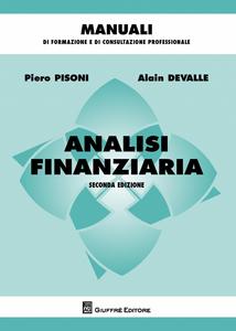 Libro Analisi finanziaria Alain Devalle , Pietro Pisoni