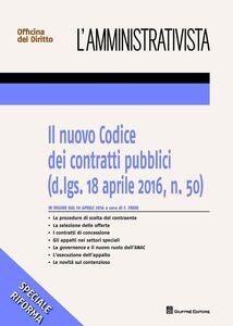 Libro Il nuovo codice dei contratti pubblici