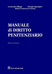 Manuale di diritto penitenziario.pdf