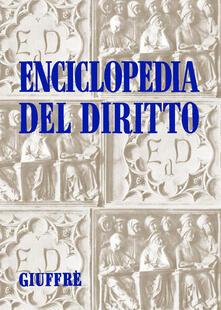 Tegliowinterrun.it Enciclopedia del diritto. Annali Image