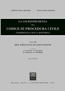 La giurisprudenza sul codice di procedura civile. Coordinata con la dottrina - copertina