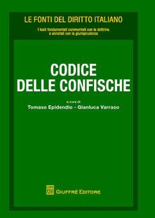 Nordestcaffeisola.it Codice delle confische penali Image