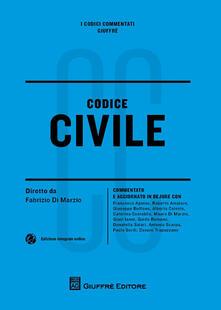 Codice civile - copertina