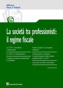 Associazionelabirinto.it Le societàtra professionisti: il regime fiscale Image