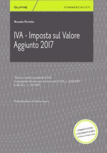IVA. Imposta sul valore aggiunto 2017