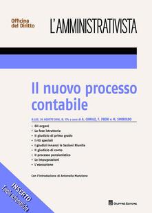 Il nuovo processo contabile - copertina