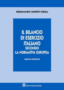 Camfeed.it Il bilancio di esercizio italiano secondo la normativa europea Image