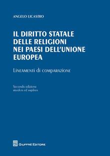 Antondemarirreguera.es Il diritto statale delle religioni nei paesi dell'Unione Europea. Lineamenti di comparazione Image