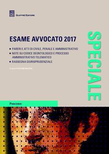 Recuperandoiltempo.it Speciale esame avvocato 2017 Image