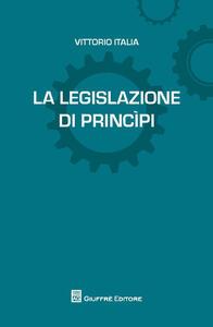 La legislazione di princìpi
