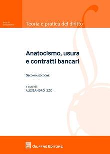 Osteriacasadimare.it Anatocismo, usura e contratti bancari Image