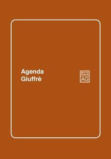 Agenda personale 2019. Ediz. arancione - copertina