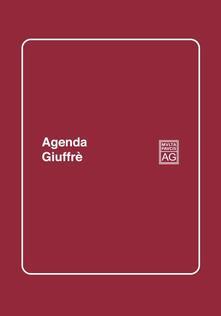 Agenda personale-Agenda d'udienza 2019. Ediz. rossa - copertina