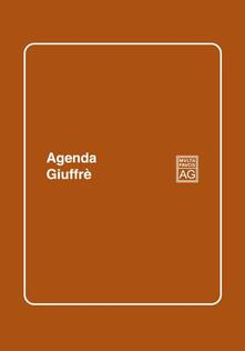 Agenda personale-Agenda d'udienza 2019. Ediz. arancione - copertina