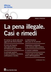 La pena illegale. Casi e rimedi