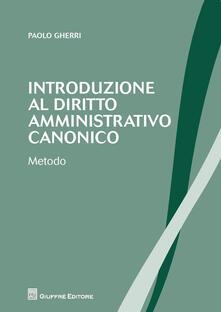 Winniearcher.com Introduzione al diritto amministrativo canonico. Metodo Image
