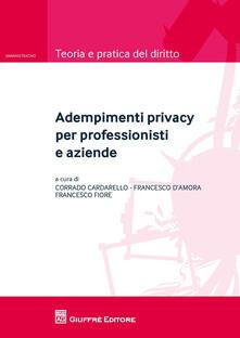 Adempimenti privacy per professionisti e aziende.pdf