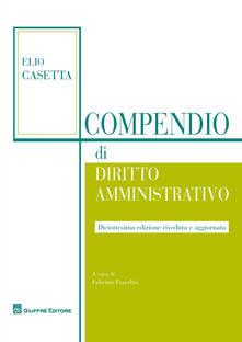 Criticalwinenotav.it Compendio di diritto amministrativo Image