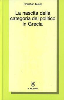 Winniearcher.com La nascita della categoria del politico in Grecia Image