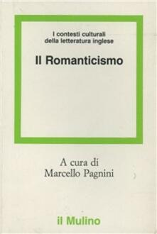 Antondemarirreguera.es I contesti culturali della letteratura inglese. Il Romanticismo Image