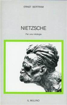 Winniearcher.com Nietzsche. Per una mitologia Image