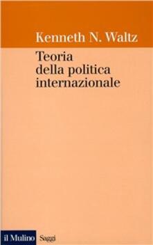 Librisulladiversita.it Teoria della politica internazionale Image
