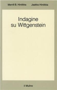 Associazionelabirinto.it Indagine su Wittgenstein Image