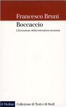 Boccaccio. Linvenzione della letteratura mezzana.pdf