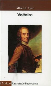 Voltaire - Alfred Ayer - copertina