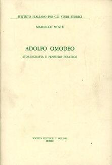 Adolfo Omodeo. Storiografia e pensiero politico.pdf