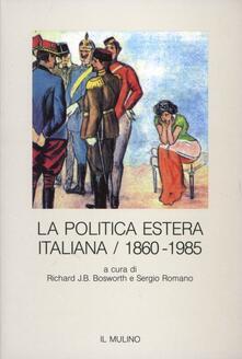 Voluntariadobaleares2014.es La politica estera italiana (1860-1985) Image