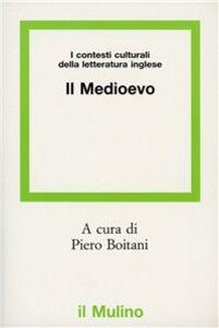 Foto Cover di I contesti culturali della letteratura inglese. Il Medioevo, Libro di  edito da Il Mulino